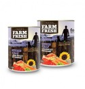 Farm Fresh - CALF with SWEET POTATOES 800 g 11 + 1 ZDARMA !